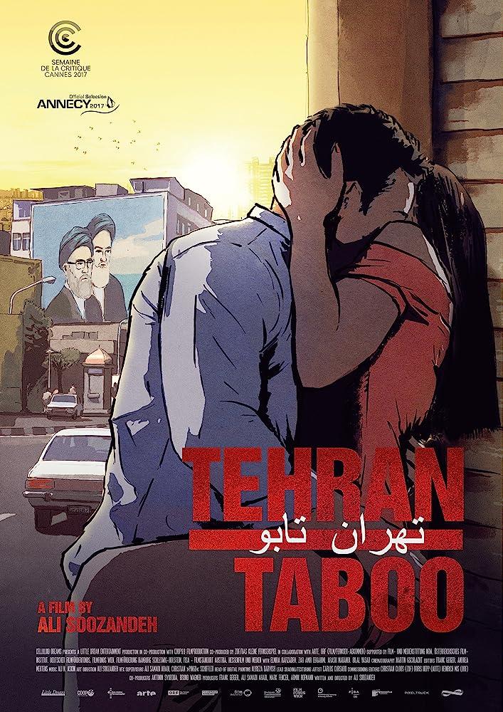 Tehran Taboo 2017 Persian 720p AMZN WEB-DL x264 750MB HC ESubs