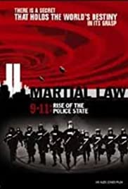 Martial Law 9/11: Rise of the Police State Poster