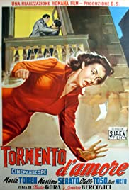 Tormento d'amore Poster