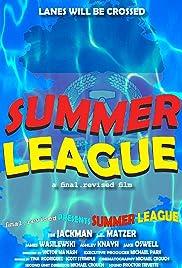 Summer League Poster