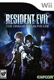 Resident Evil: The Darkside Chronicles(2009) Poster - Movie Forum, Cast, Reviews