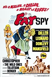 The Fat Spy Poster