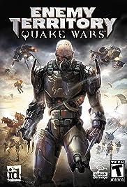 Enemy Territory: Quake Wars Poster