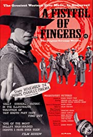 A Fistful of Fingers Poster