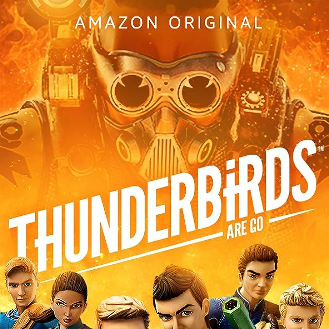 Thunderbirds Are Go (2015)