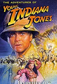 The Adventures of Young Indiana Jones: Daredevils of the Desert Poster