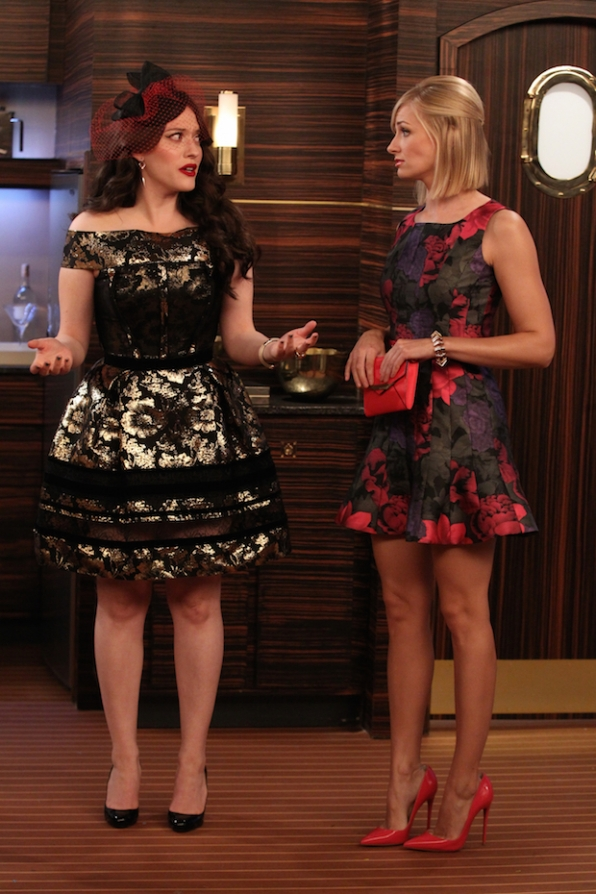 2 Broke Girls: And the Maybe Baby | Season 5 | Episode 3