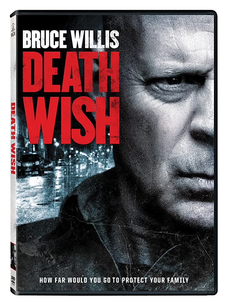 Download Death Wish (2018) 720p HDRip x264 AAC by Full4movies Torrent
