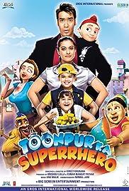 Toonpur Ka Superrhero Poster