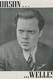 Orson Welles at Large: Portrait of Gina Poster