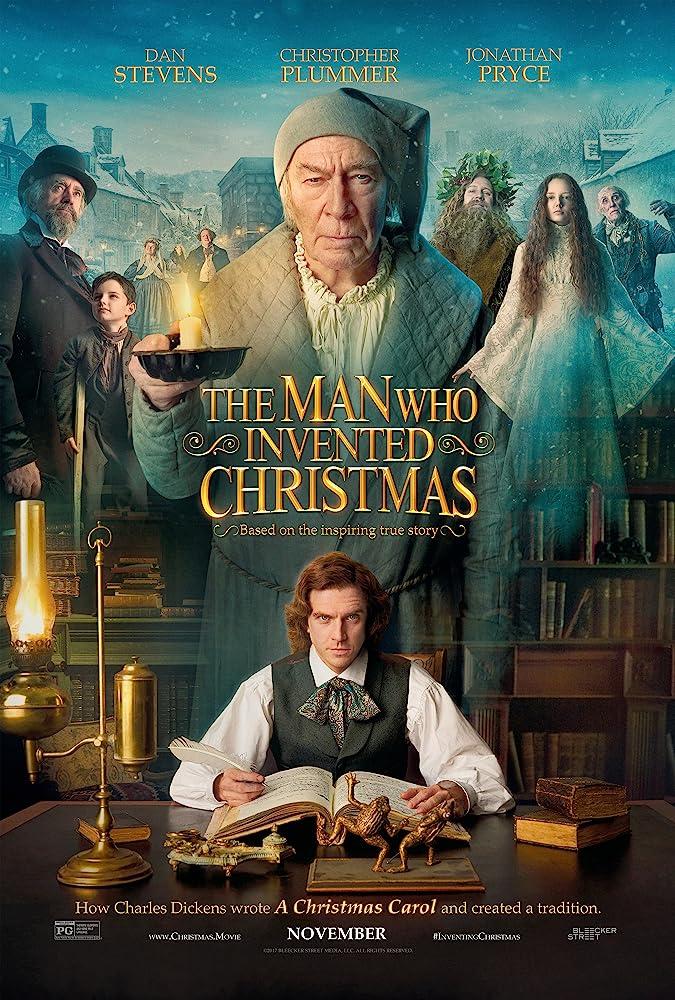 فيلم The Man Who Invented Christmas 2017 مترجم