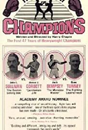 Legendary Champions Poster