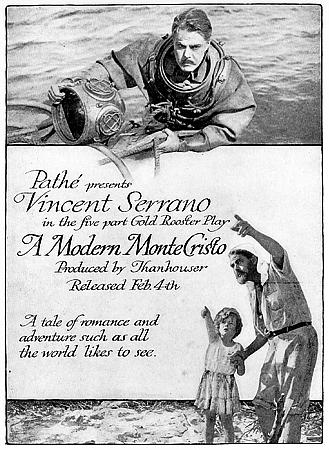 Image result for A modern Monte Cristo (1917