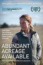 Abundant Acreage Available (2017) Poster