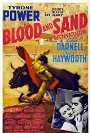 Blood and Sand(1941) Poster - Movie Forum, Cast, Reviews