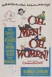 Oh, Men! Oh, Women! Poster