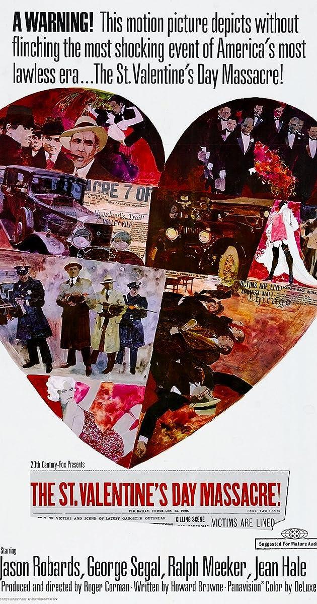 the st valentine 39 s day massacre 1967 imdb. Black Bedroom Furniture Sets. Home Design Ideas