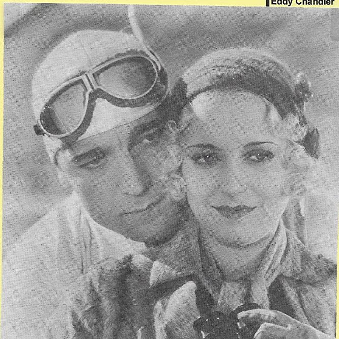 Buck Jones and Loretta Sayers in High Speed (1932)