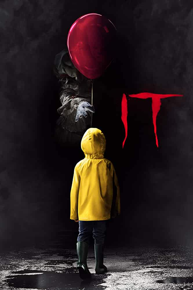IT (2017) Full Movie 720p BluRay Hindi Watch Online Free Download