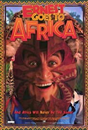 Ernest Goes to Africa Poster