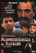 Masmediologija na Balkanu