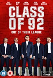 Class of '92: Out of Their League Poster - TV Show Forum, Cast, Reviews