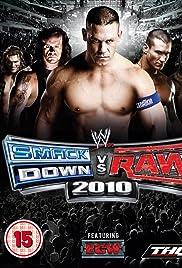 WWE SmackDown vs. RAW 2010 Poster