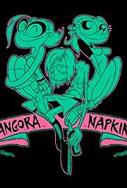 Angora Napkin Poster
