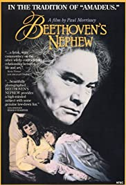 Beethoven's Nephew(1985) Poster - Movie Forum, Cast, Reviews
