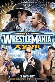 WrestleMania XXVII Poster
