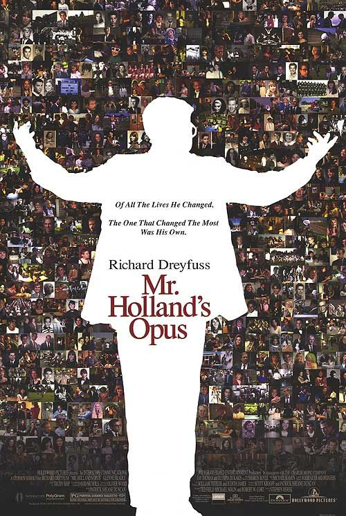 Mr. Holland's Opus Movie Poster