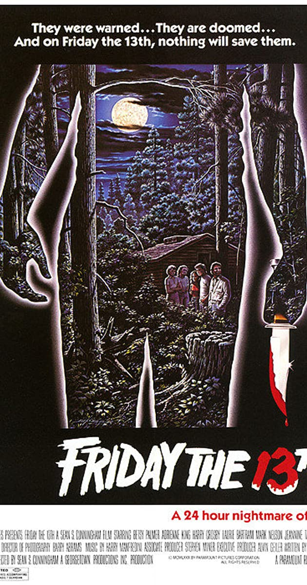 Quotes About Friday The 13th: Friday The 13th (1980)