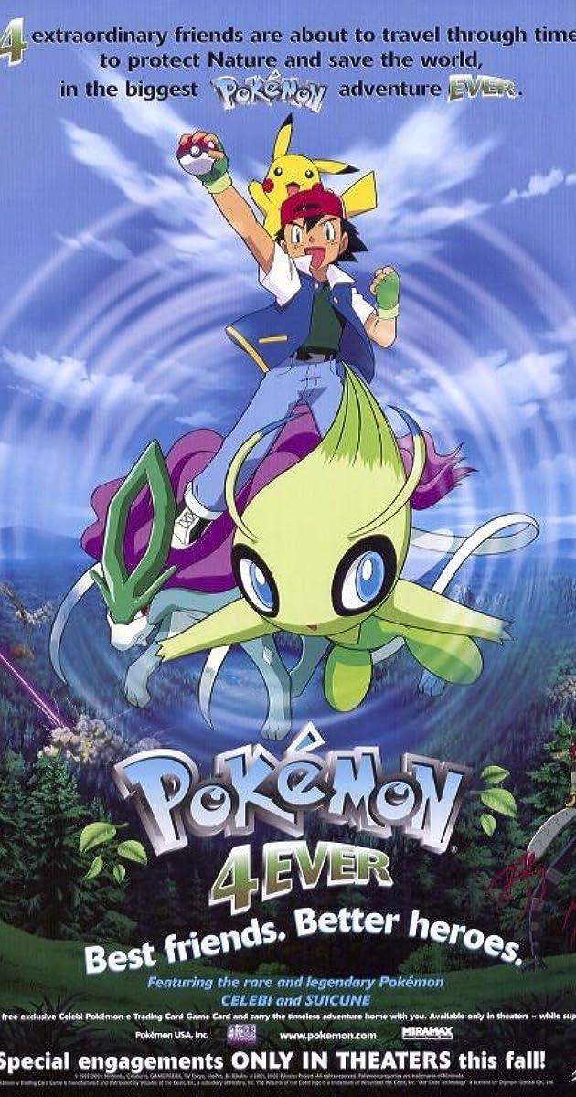 Pokemonai amžinai / Pokémon 4Ever (2001) online