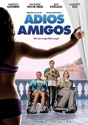 Where to stream Adios Amigos