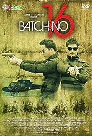 Batch No.16 Poster
