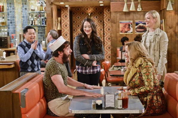 2 Broke Girls: And the Pity Party Bus | Season 5 | Episode 16