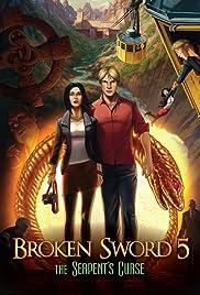 Broken Sword: The Serpent's Curse Poster