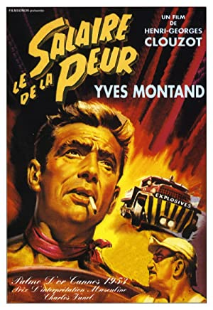 The Wages of Fear poster