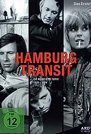 Hamburg Transit Poster