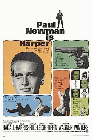 Harper poster