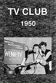 TV Club Poster