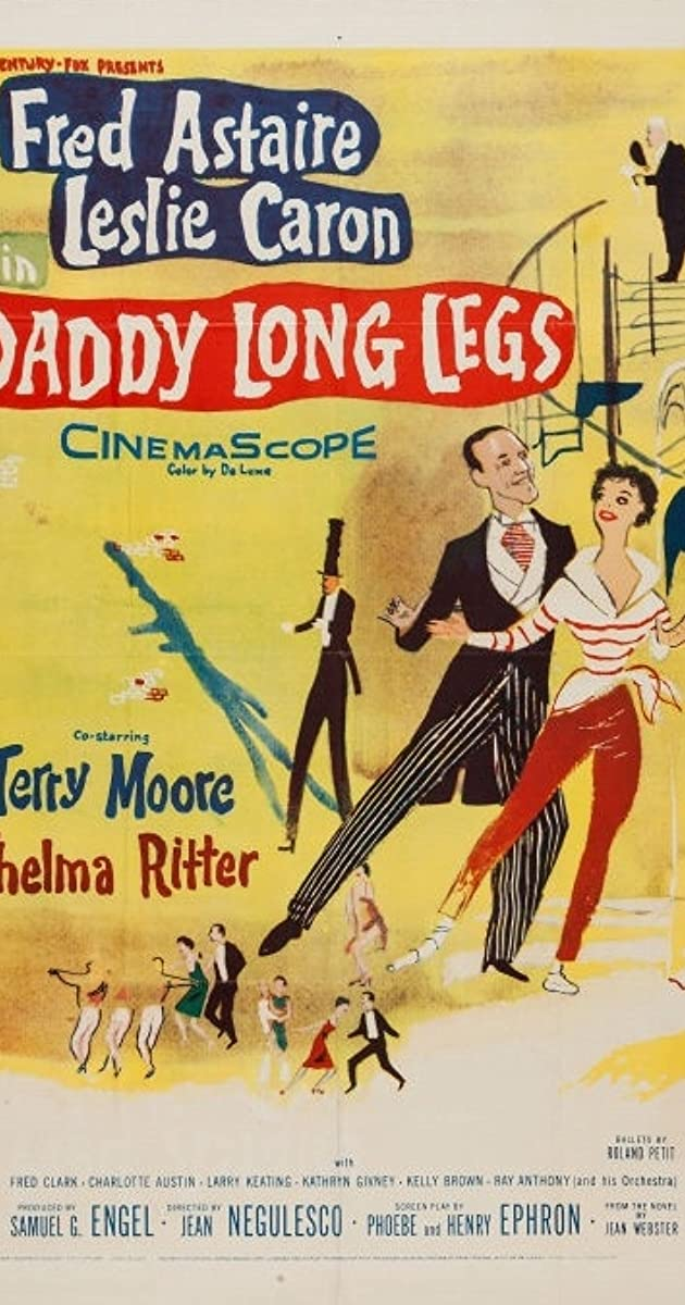 Daddy Long Legs (1955) - IMDb Daddy Long Legs 1955