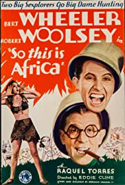 So This Is Africa Poster