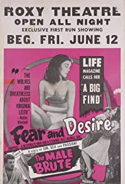 Fear and Desire Poster