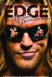 WWE Edge: A Decade of Decadence Poster