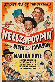 Hellzapoppin' (1941) Poster - Movie Forum, Cast, Reviews