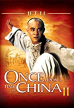 Wong Fei Hung II: Nam yee tung chi keung