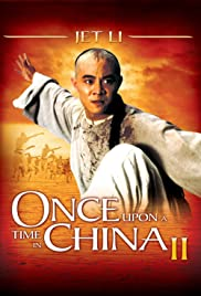 Wong Fei Hung II: Nam yee tung chi keung Poster