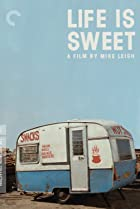 Life Is Sweet (1990) Poster