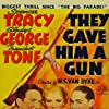 Spencer Tracy, Gladys George, and Franchot Tone in They Gave Him a Gun (1937)